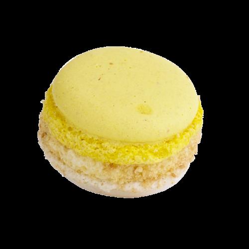 Lemon Cheesecake Macaron