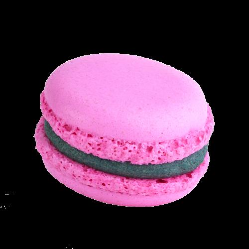 Liquorice Macaron