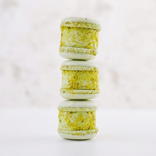 Ice Cream Macarons 20 (one Flavour)
