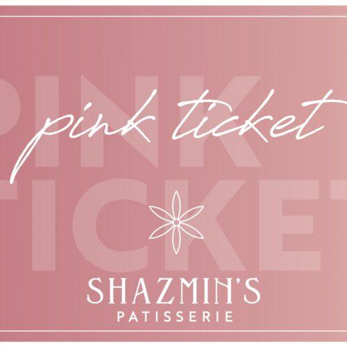 Pink Ticket
